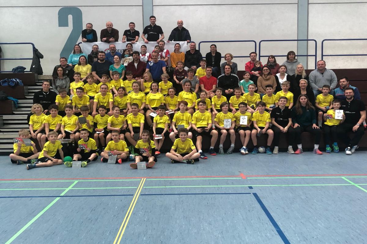 Handball-Camp 2020 der DKHA