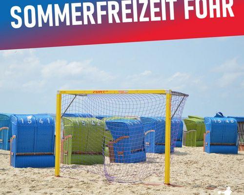Sommerfreizeit auf Föhr von Samstag, 31.07.2021 - Mittwoch, 11.08.2021