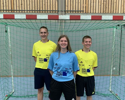 3 neue Schiedsrichter