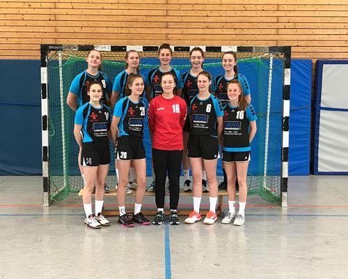 Derbysieg für die B-Jugend-Mädchen des HSC Schmiden/Oeffingen
