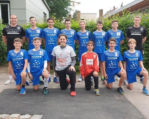 mC1: Starke Teamleistung gegen Tabellennachbar Ludwigsburg